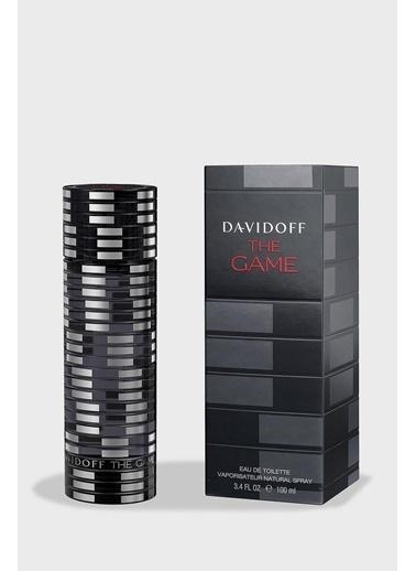 Davidoff  The Game Edt 100Ml Erkek Parfüm Renksiz